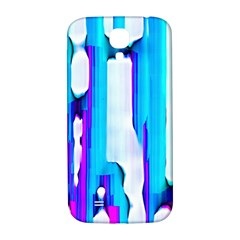 Blue watercolors         Samsung Note 2 N7100 Hardshell Back Case by LalyLauraFLM
