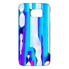 Blue Watercolors         Htc One M9 Hardshell Case by LalyLauraFLM