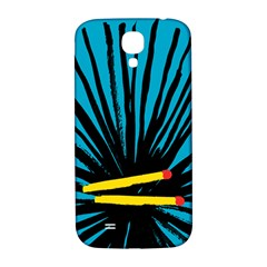 Match Cover Matches Samsung Galaxy S4 I9500/i9505  Hardshell Back Case by Mariart