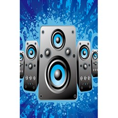 Sound System Music Disco Party 5 5  X 8 5  Notebooks by Mariart