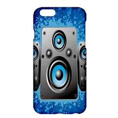 Sound System Music Disco Party Apple Iphone 6 Plus/6s Plus Hardshell Case by Mariart
