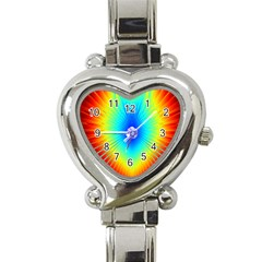View Max Gain Resize Flower Floral Light Line Chevron Heart Italian Charm Watch by Mariart