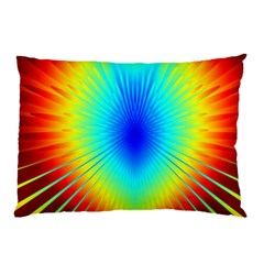 View Max Gain Resize Flower Floral Light Line Chevron Pillow Case by Mariart