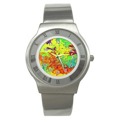 Colors Stainless Steel Watch by Valentinaart