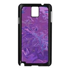 Colors Samsung Galaxy Note 3 N9005 Case (black) by Valentinaart