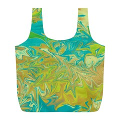 Colors Full Print Recycle Bags (l)  by Valentinaart