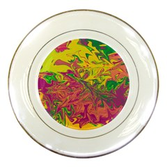 Colors Porcelain Plates by Valentinaart