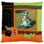 Halloween Pillow - Large Cushion Case (Two Sides)