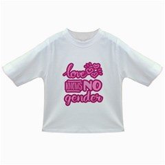 Love Knows No Gender Infant/toddler T Shirts by Valentinaart
