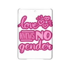 Love Knows No Gender Ipad Mini 2 Hardshell Cases by Valentinaart