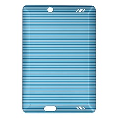 Lines Pattern Amazon Kindle Fire Hd (2013) Hardshell Case by Valentinaart