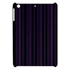Lines Pattern Apple Ipad Mini Hardshell Case by Valentinaart