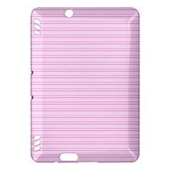 Lines pattern Kindle Fire HDX Hardshell Case by Valentinaart