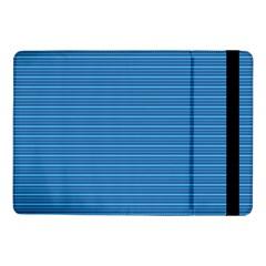 Lines Pattern Samsung Galaxy Tab Pro 10 1  Flip Case by Valentinaart
