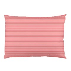 Lines Pattern Pillow Case by Valentinaart