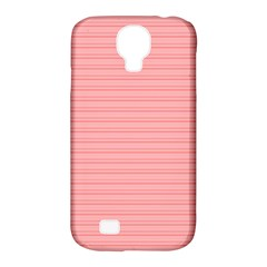 Lines Pattern Samsung Galaxy S4 Classic Hardshell Case (pc+silicone) by Valentinaart