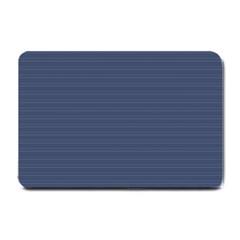 Lines Pattern Small Doormat  by Valentinaart