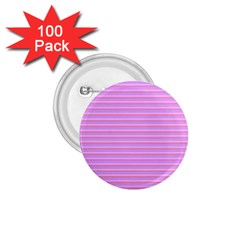 Lines pattern 1.75  Buttons (100 pack)