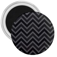 Zigzag  Pattern 3  Magnets by Valentinaart