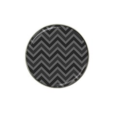 Zigzag  Pattern Hat Clip Ball Marker (10 Pack) by Valentinaart