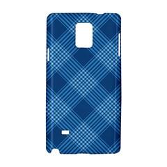 Zigzag  Pattern Samsung Galaxy Note 4 Hardshell Case by Valentinaart