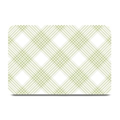 Zigzag  Pattern Plate Mats by Valentinaart