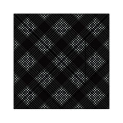 Zigzag Pattern Acrylic Tangram Puzzle (6  X 6 ) by Valentinaart