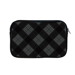 Zigzag Pattern Apple Macbook Pro 13  Zipper Case by Valentinaart