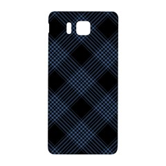 Zigzag Pattern Samsung Galaxy Alpha Hardshell Back Case by Valentinaart
