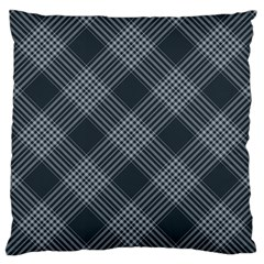 Zigzag Pattern Standard Flano Cushion Case (one Side) by Valentinaart