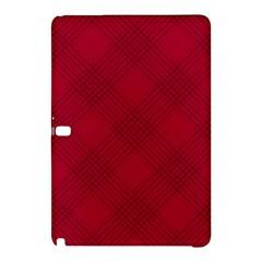 Zigzag pattern Samsung Galaxy Tab Pro 10.1 Hardshell Case