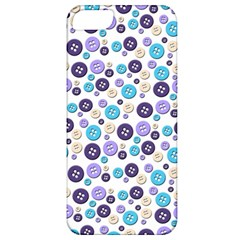 Buttons Chlotes Apple iPhone 5 Classic Hardshell Case