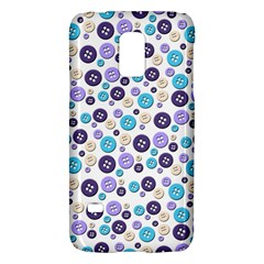 Buttons Chlotes Galaxy S5 Mini by Mariart