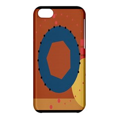 Digital Music Is Described Sound Waves Apple Iphone 5c Hardshell Case by Mariart