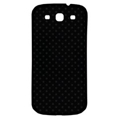Dots Samsung Galaxy S3 S Iii Classic Hardshell Back Case by Valentinaart