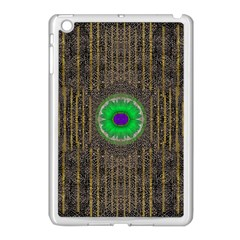 In The Stars And Pearls Is A Flower Apple Ipad Mini Case (white)
