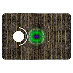 In The Stars And Pearls Is A Flower Kindle Fire Hdx Flip 360 Case by pepitasart