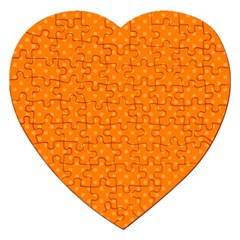 Dots Jigsaw Puzzle (heart) by Valentinaart