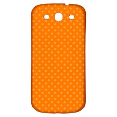 Dots Samsung Galaxy S3 S Iii Classic Hardshell Back Case by Valentinaart