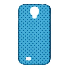 Dots Samsung Galaxy S4 Classic Hardshell Case (pc+silicone) by Valentinaart