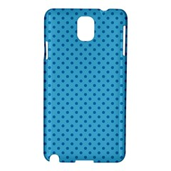 Dots Samsung Galaxy Note 3 N9005 Hardshell Case by Valentinaart