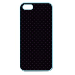 Dots Apple Seamless Iphone 5 Case (color) by Valentinaart