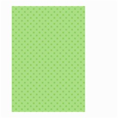 Dots Small Garden Flag (two Sides) by Valentinaart