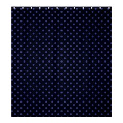 Dots Shower Curtain 66  X 72  (large)  by Valentinaart