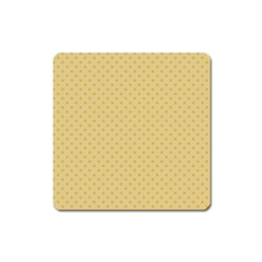 Dots Square Magnet by Valentinaart