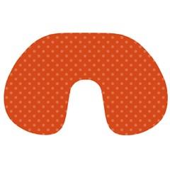 Dots Travel Neck Pillows by Valentinaart