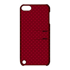 Dots Apple Ipod Touch 5 Hardshell Case With Stand by Valentinaart
