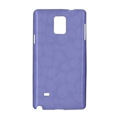 Floral Pattern Samsung Galaxy Note 4 Hardshell Case by Valentinaart