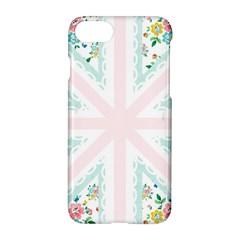 Frame Flower Floral Sunflower Line Apple Iphone 7 Hardshell Case by Mariart