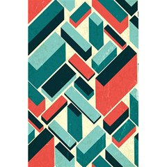 German Synth Stock Music Plaid 5 5  X 8 5  Notebooks by Mariart